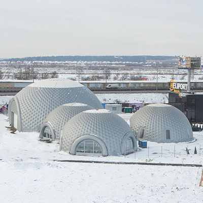 Complex inflatable structures