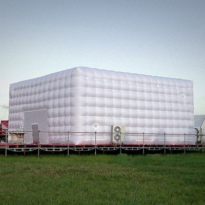 Inflatable Cube structures