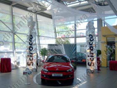 Volkswagen Scirocco presentation