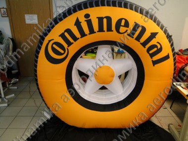 Continental Ad inflatable wheel