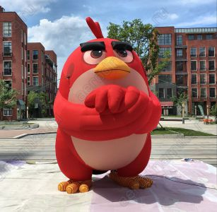 Inflatable Angry Bird