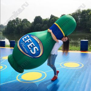 """Efes"" skittle promo inflatable copy"