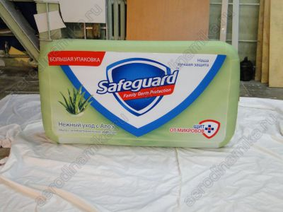"""Safeguard"" soap inflatable copy"