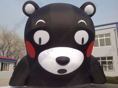 Inflatable Kumamon