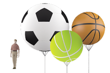 Helium Sports Ball