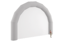 Arch-screen