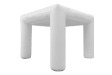 Pavilion on 4 supports